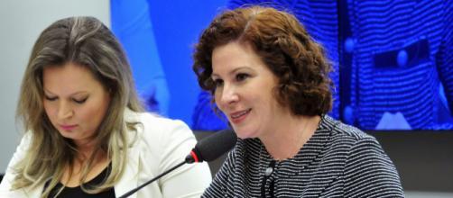 Deputada Carla Zambelli é alvo de ameaças - Foto: Luis Macedo/Câmara dos Deputados