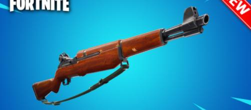 Infantry Rifle is coming to 'Fortnite.' - [Epic Games / Fortnite screencap]