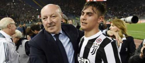 Inter, Marotta prepara l'assalto a Dybala