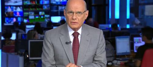 Jornalista faleceu aos 66 anos de idade. (Foto Reprodução / BAND)
