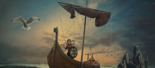 La conquista de los mares llevó a los vikingos a ser temidos en toda Europa