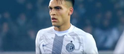 Lautaro Martínez, attaccante dell'Inter