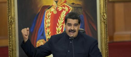 Maduro sofre pressão na Venezuela (Arquivo Blasting News)