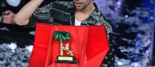 Sanremo 2019, Mahmood è il vincitore