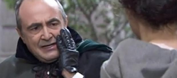 Anticipazioni Una Vita: Lolita sferra un pugno a Ramon per sbaglio.