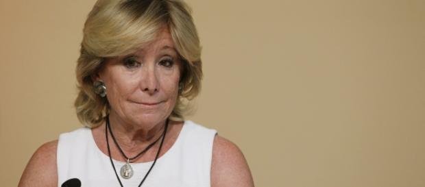 Esperanza Aguirre niega haber ordenado espiar a compañeros de partido