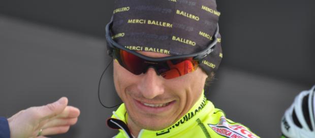 Filippo Pozzato, professionista dal 2000 al 2018