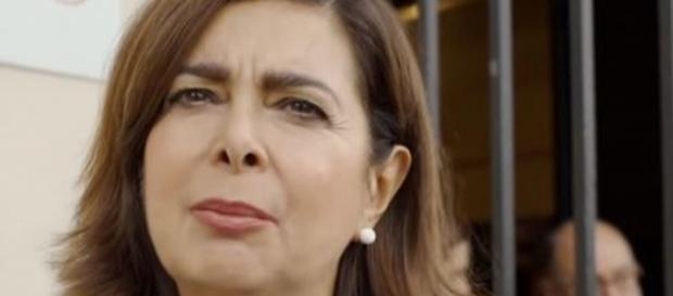 Laura Boldrini, protagonista di un tweet contestabile.