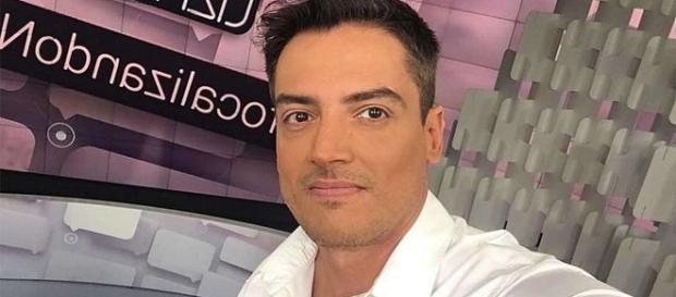 Leo Dias. (Foto/Reprodução/SBT)