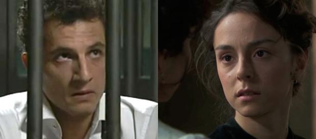 Una Vita, trame prossima settimana: Olga è un'assassina, Antonito viene arrestato