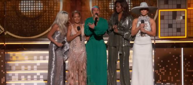 Grand ladies, gracious diversity rule 2019 Grammys