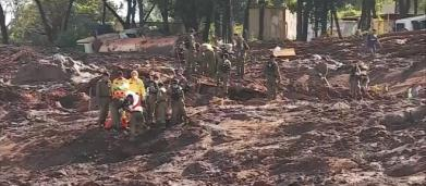 Brumadinho: cinco desaparecidos foram localizados com vida em MG