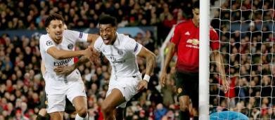 El PSG deja en ruinas al United en Old Trafford, con un 2-0 con goles de Mbappé y Kimpembe