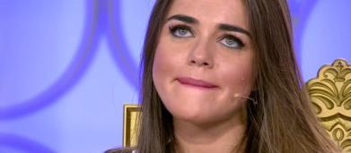 MYHYV: Violeta se va del plató después que Laura insinuara que ella no estaba enamorada de Julen