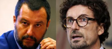 Diciotti, la Cedu processa l'Italia: Salvini e Toninelli accusati da due migranti