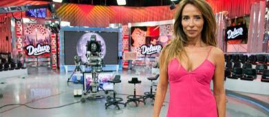 María Patiño atraviesa una crisis matrimonial con su pareja Ricardo Rodríguez