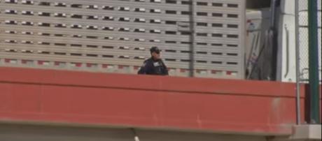 New Mexico El Paso Sector Border Patrol arrests large group