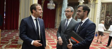 Les hommes du président : cette garde rapprochée qui gouverne la France - lefigaro.fr