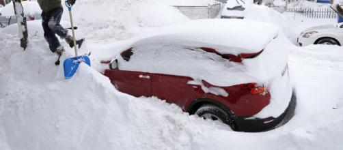 Nueva tormenta invernal azota norte de EUA. - info7.mx