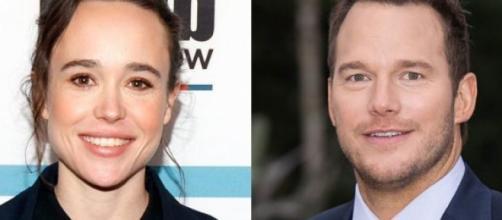 Ellen Page lanza críticas contra Chris Pratt por pertenecer a la iglesia Hillsong