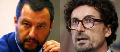 La Cedu processa l'Italia per colpa di Salvini e Toninelli
