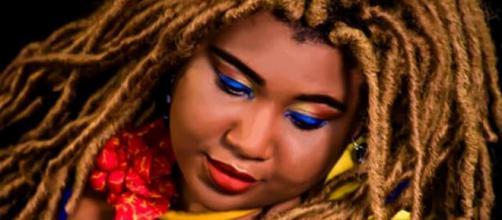 La Musicienne Camerounaise Estel Mveng (c) Igor Biwole