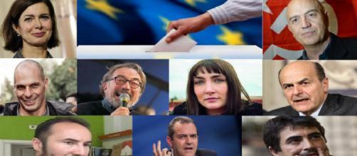 Le varie sinistre discutono di come presentarsi alle europee