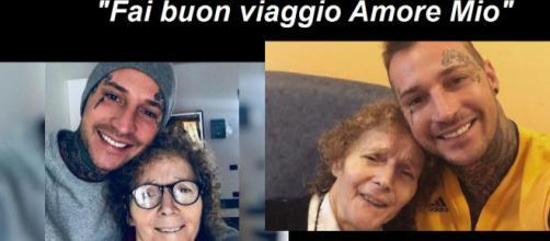 Manuel Vallicella: lutto per la morte della mamma