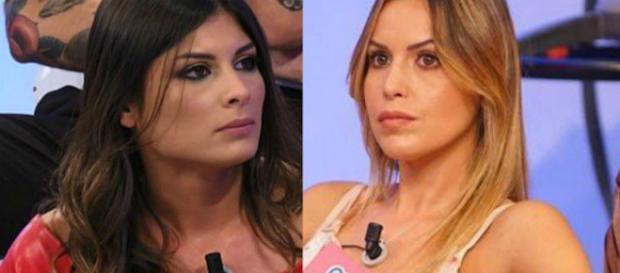 Claudia Dionigi e Giulia Cavaglià