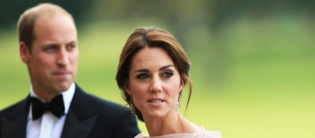 Kate Middleton in lacrime per Meghan
