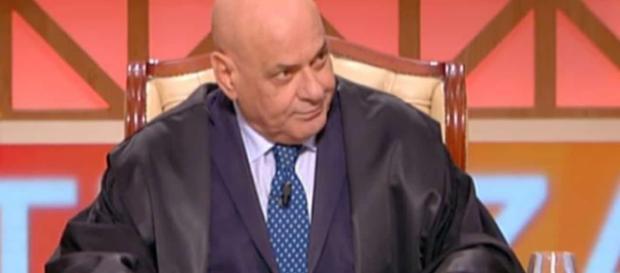 Lo sfogo di Francesco Foti, ex giudice di Forum: 'Non sono nemmeno indagato, mi hanno trattato come un mostro'.