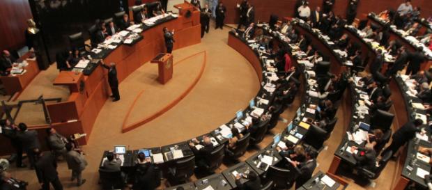Senado de México propone mejorar el medio ambiente. - diariotiempo.mx