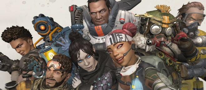 Apex Legends hits a 25 million players' milestone and is already breaking records