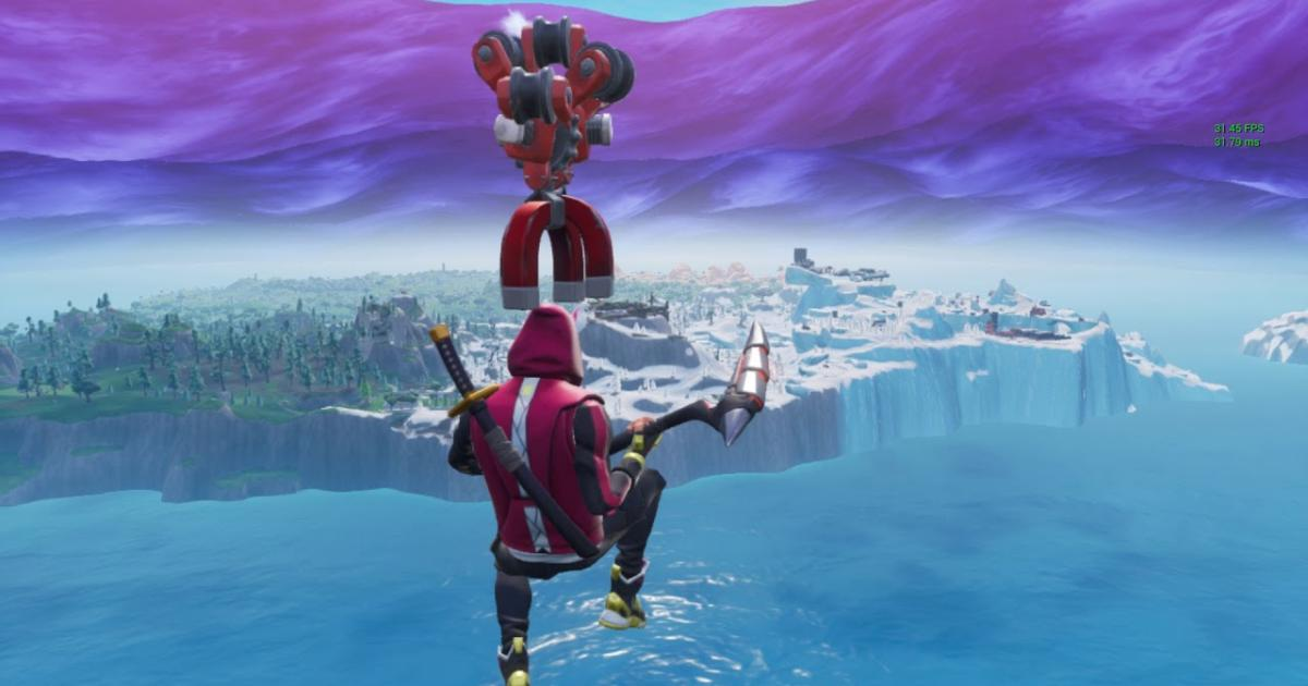 fortnite next patch is bringing zipline and building improvements and weapon nerfs - fortnite building script