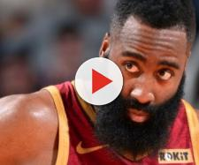 James Harden is among leading candidates for the NBA MVP Award this season. [Image via ESPN/YouTube]