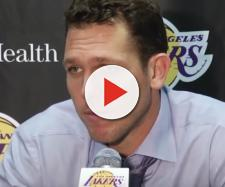 Lakers head coach Luke Walton still has time to save his job in Los Angeles with a strong second-half of the season. - [ESPN / YouTube screencap]