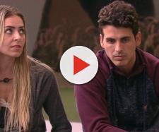 Maycon e Paula conversam sobre morar sozinho (Reprodução/Gshow)