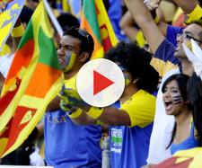 SL vs SA 1st Test live streaming on SonyLiv.com (Image via ICC/Twitter screencap)