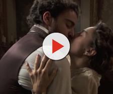 Una Vita puntate spagnole: Diego passa la notte con Olga