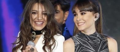 Aitana zanja los rumores de enemistad con Ana Guerra con su última publicación en redes
