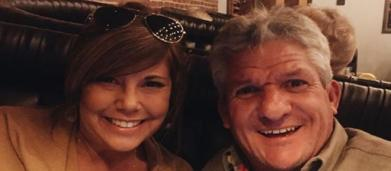 Little People, Big World: Matt Roloff and Caryn Chandler enjoy time in Old Town Scottsdale