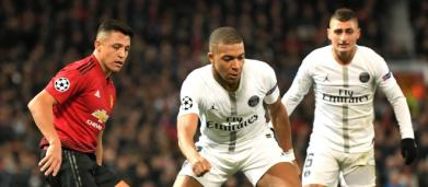 Manchester United-PSG : la démonstration parisienne sans Neymar et Cavani est à souligner