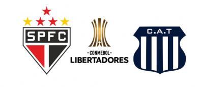 São Paulo x Talleres: Globo faz a transmissão do jogo decisivo ao vivo para 13 estados