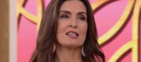 Fátima Bernardes no Encontro (Reprodução/TV Globo)