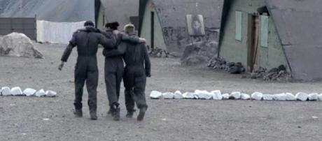 Three Recruits pass the final stages of the grueling Selection Process. (Image credit: SAS: Who Dares Wins/ 4oD)
