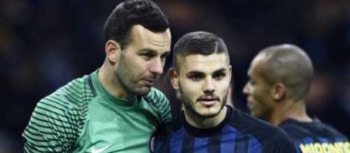 Cambio fascia all'Inter: Handanovi nuovo capitano
