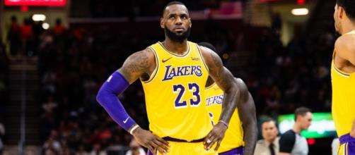 LeBron James et ses Lakers dans une mauvaise posture | NBA ... - sportingnews.com