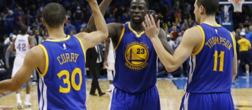 Les Warriors dominent le Jazz d'Utah
