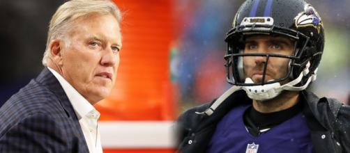 Ravens Reportedly Trading Joe Flacco To Broncos; Denver Likely ... - cbslocal.com