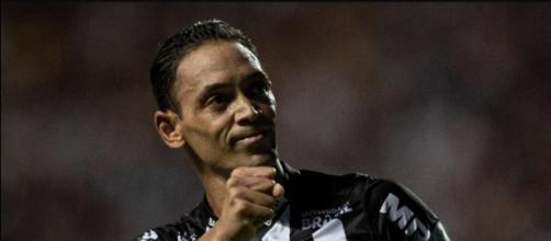 Ricardo Oliveira entrou para o seleto grupo de artilheiros da Libertadores. (Divulgação/Atlético-MG)